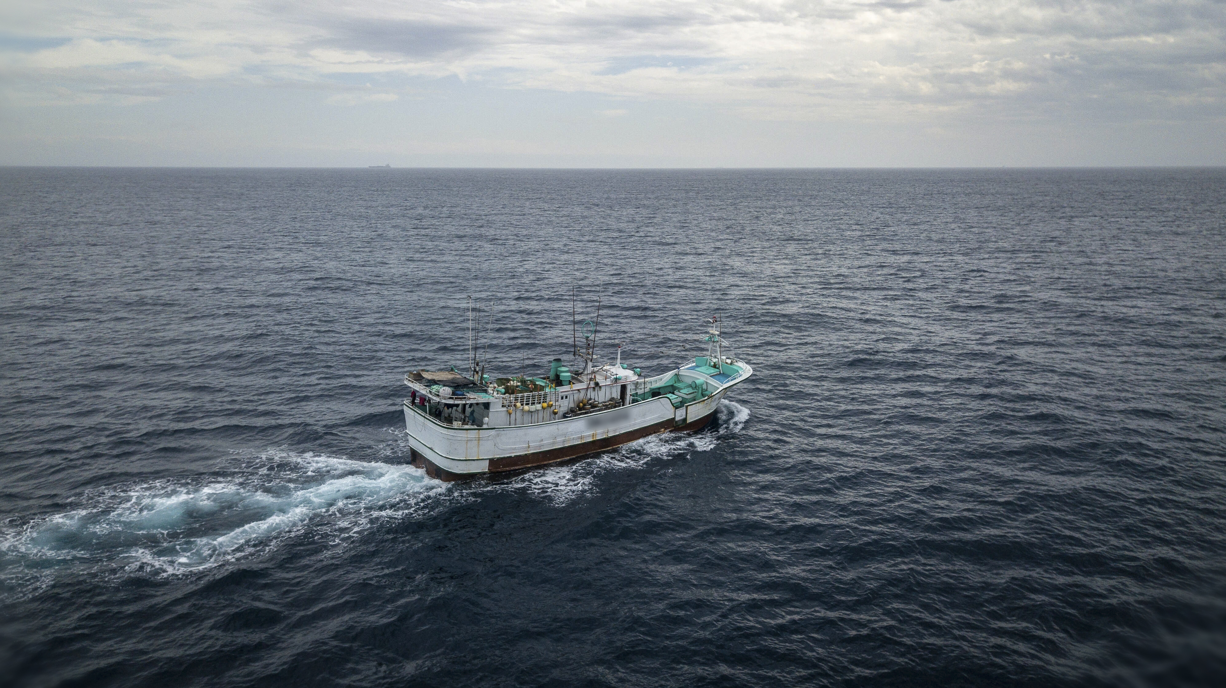 China and Taiwan named in US report against illegal fishing – EJF calls for greater transparency