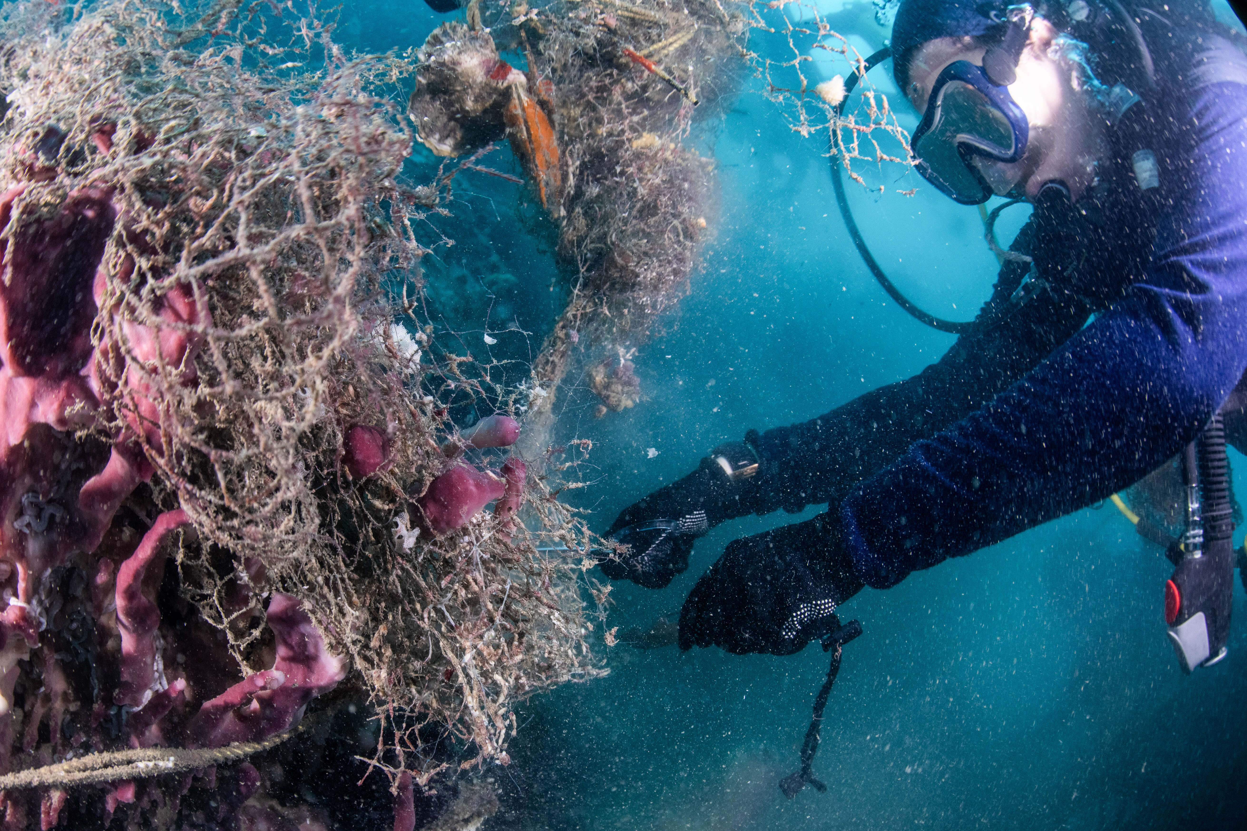 The local communities ridding our ocean of plastic