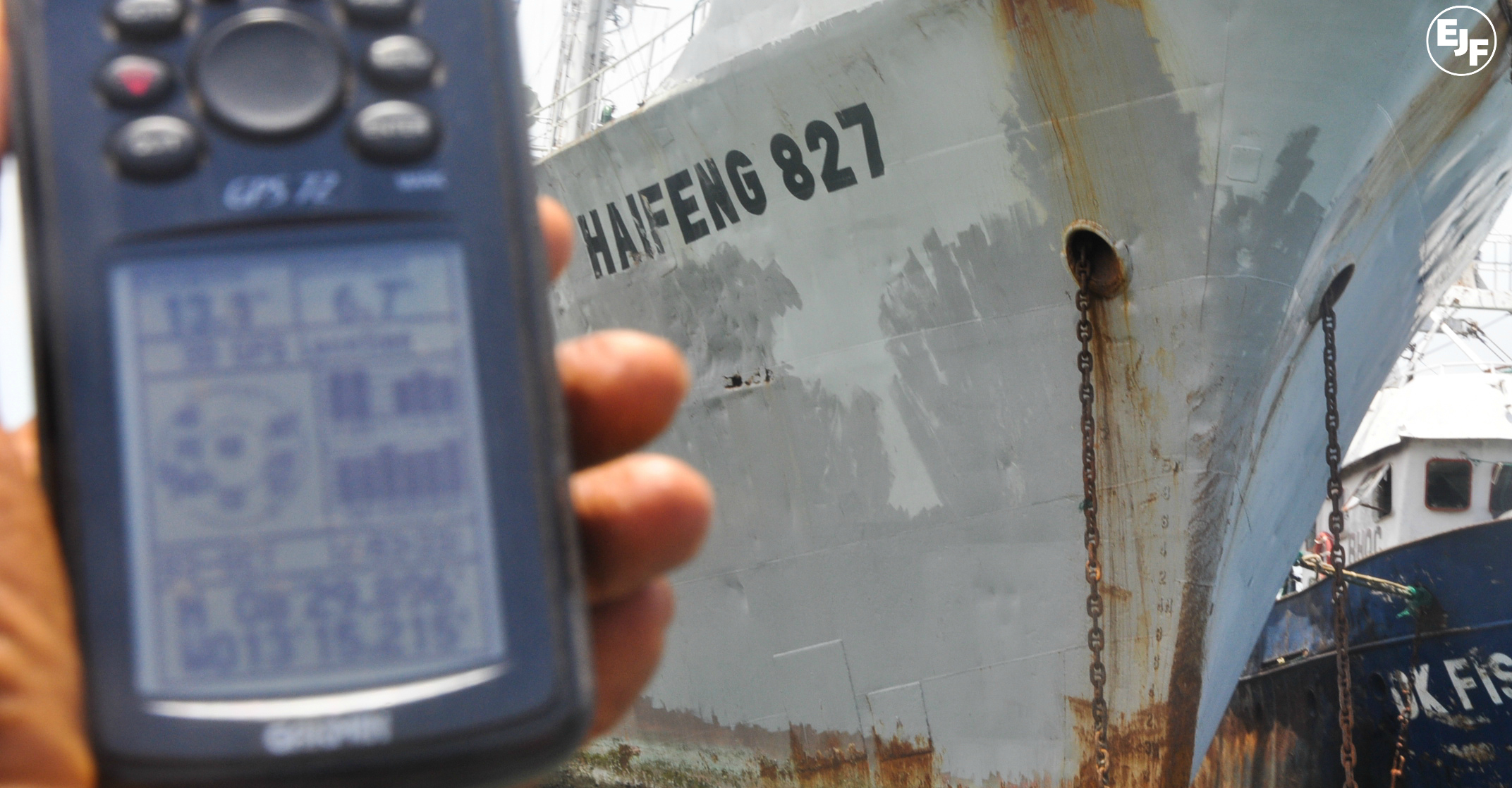 Combating pirate fishing with the power of technology