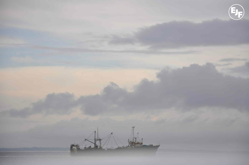 Lessons learnt from Spain's experience prosecuting nationals for illegal fishing