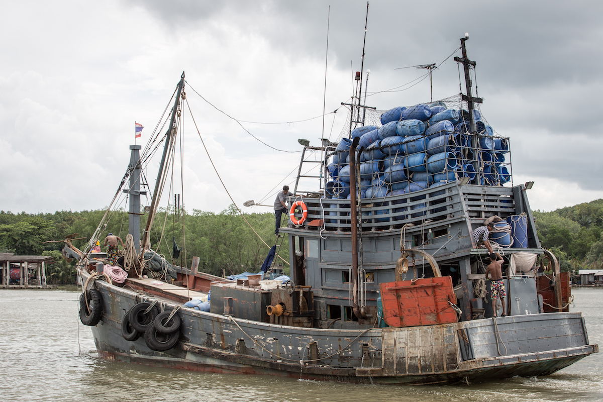 As EU extends warning over Thailand's illegal fishing, EJF highlights improvements needed