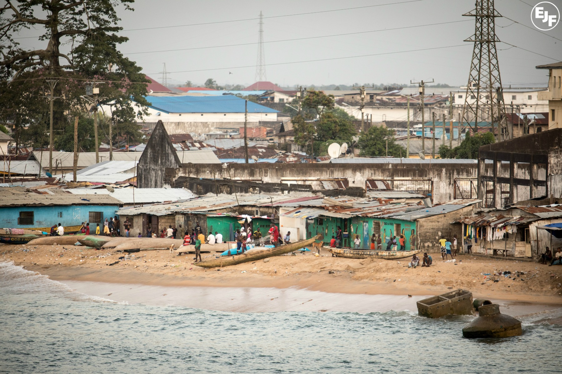 EJF calls on Liberian government to safeguard inshore exclusion zone
