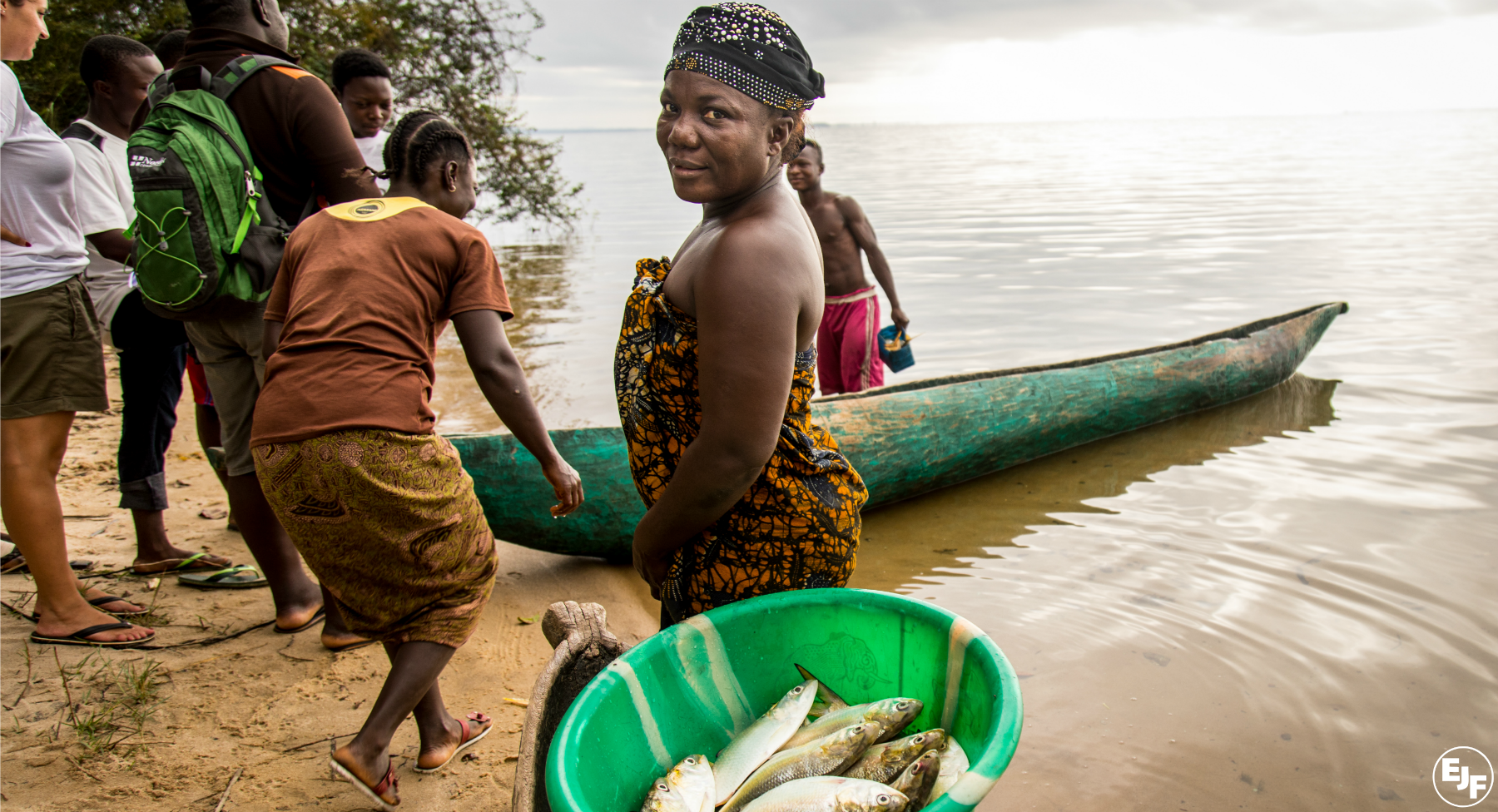 Strengthening local communities vital to securing sustainable fisheries in Liberia