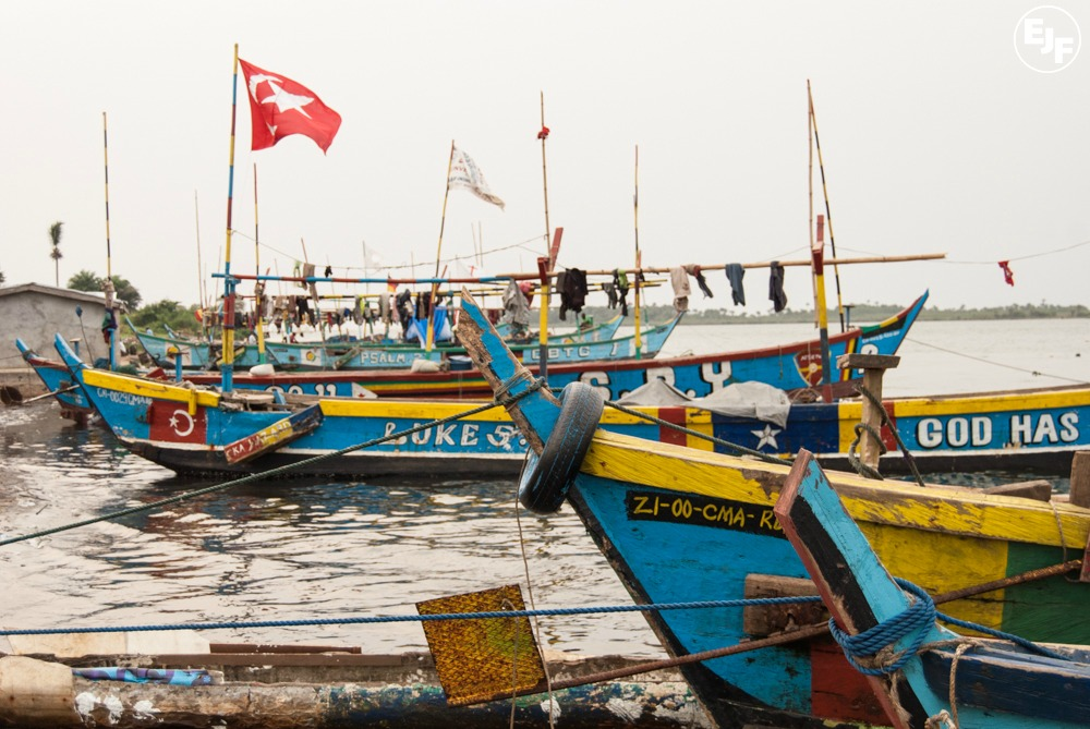 EJF responds to Liberian Government's decision to cut inshore exclusion zone