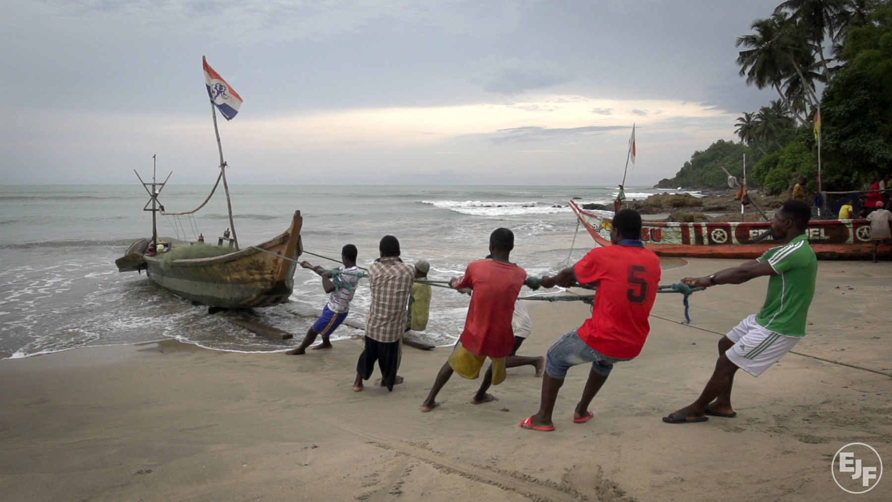 Conflicts at sea take centre stage at fisheries meeting in the Central Region