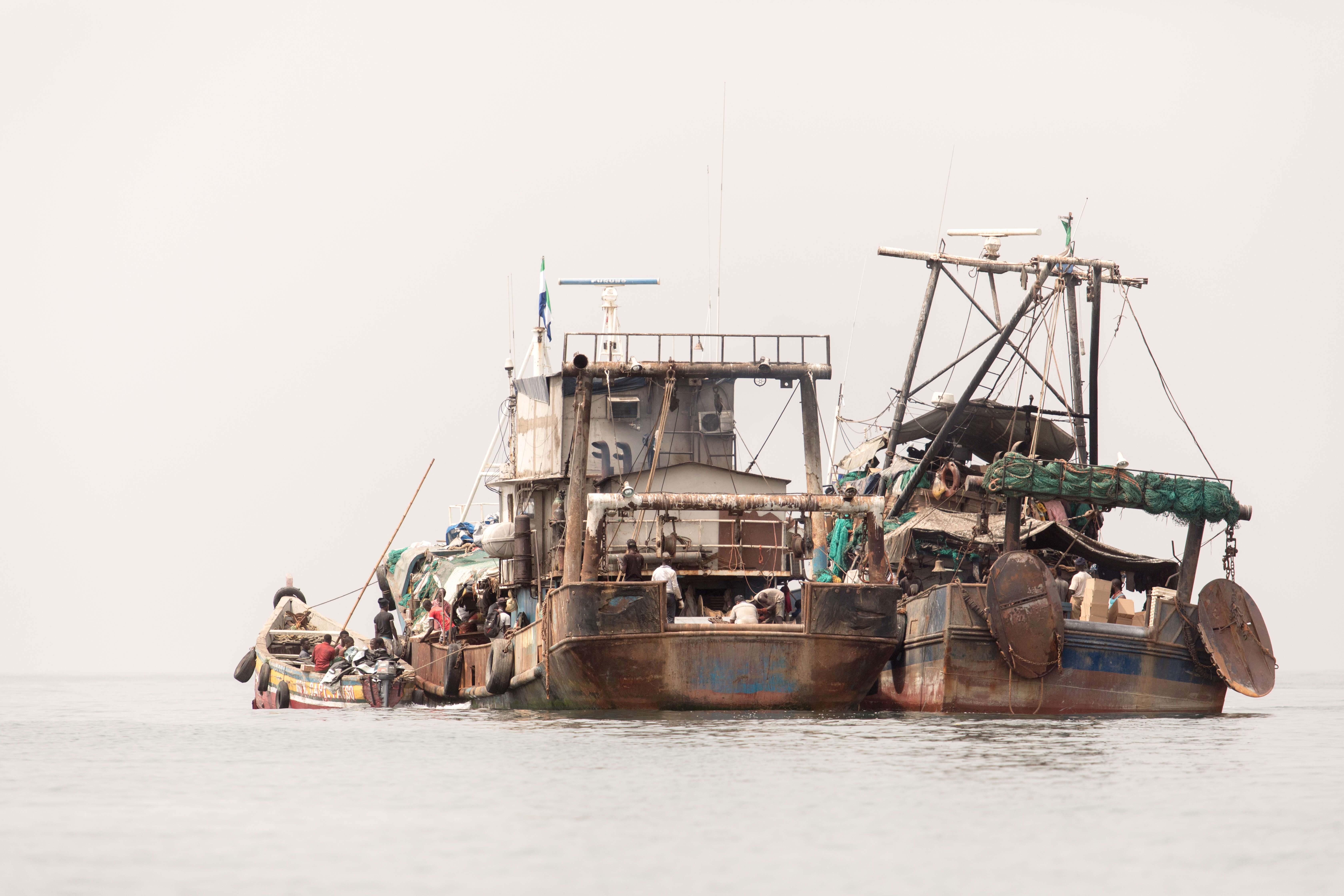 Unite for stronger global ocean governance