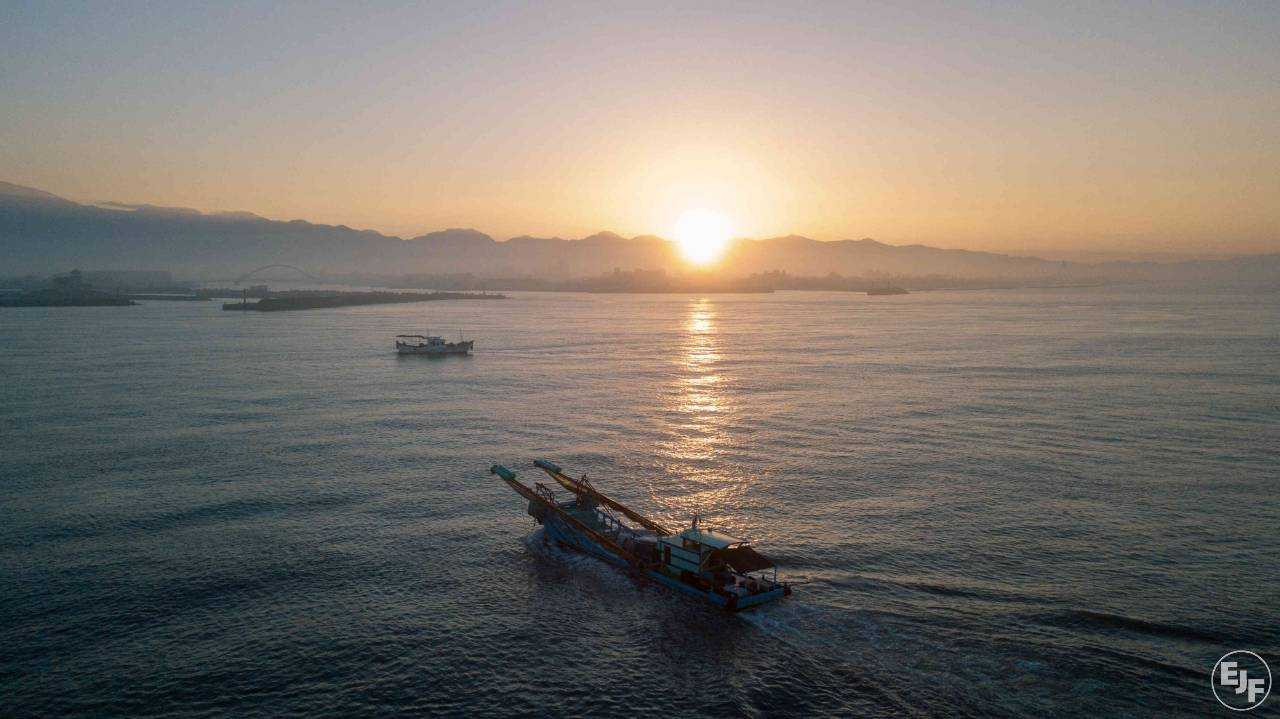 Congratulations to the new Taiwanese government. Now to consolidate action on illegal fishing and abuse at sea