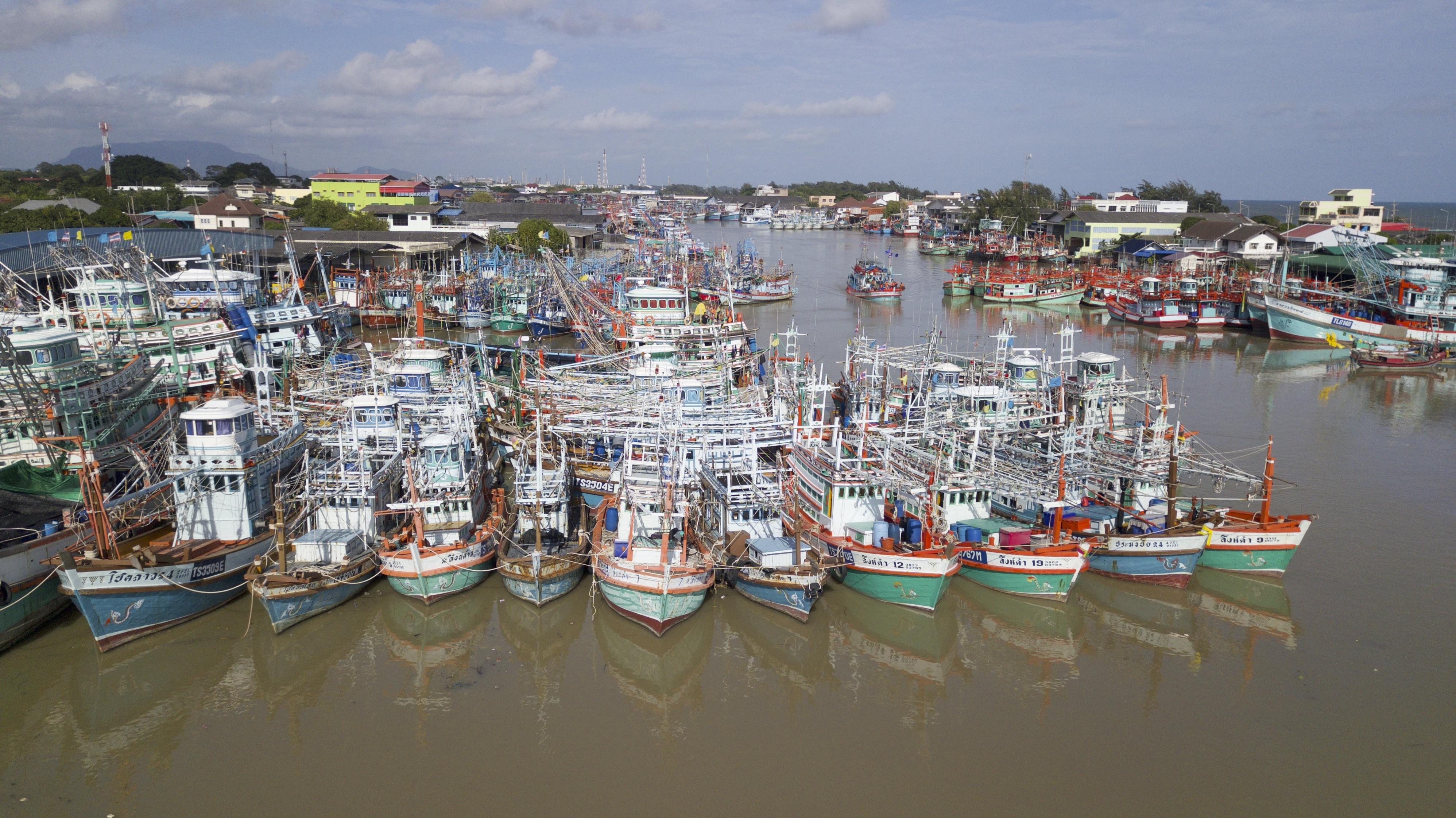 Thai fleet