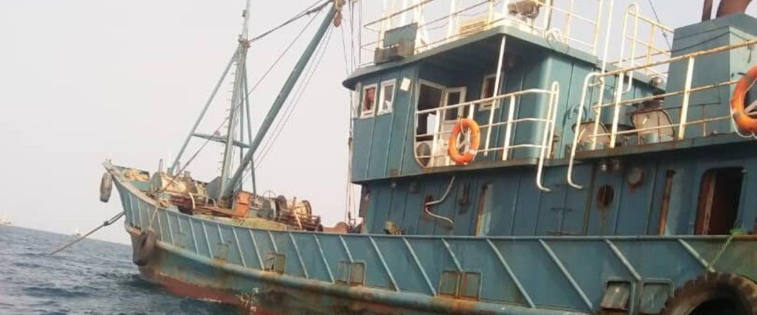 Ghana: Neue Trawler aus China, obwohl Fischerei vor dem Zusammenbruch steht