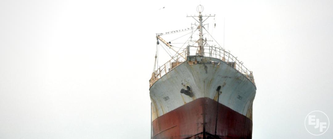 Illegale Fischerei in Ghana: Eine Million US-Dollar Strafe verhängt