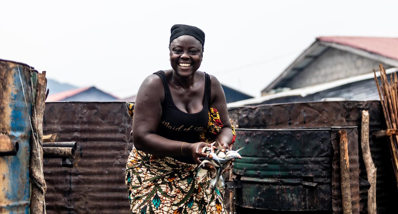 Liberia schützt Kleinfischer vor Bedrohung durch chinesische Supertrawler