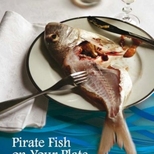 Pirate Fish on Your Plate