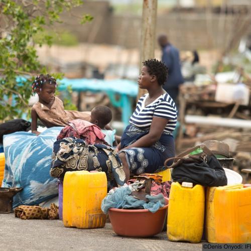Cyclone Idai 'climate injustice wake up call'
