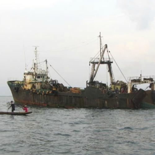 EJF presents at Brussels event on successes in fighting illegal fishing
