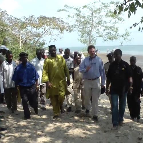 US Ambassador in Sierra Leone