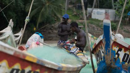 Positive developments for Ghana's struggling fishing industry