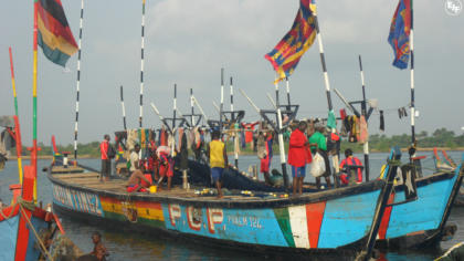 Inshore Exclusion Zone: A lifeline for Liberia's fishers