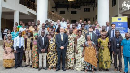 EJF and Hen Mpoano launch project to address illegal and unsustainable practices in Ghana's fisheries