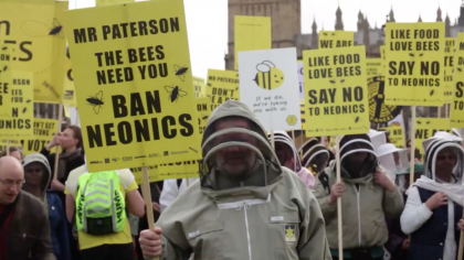 March of the Beekeepers