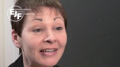 A Politician's Perspective: Caroline Lucas MP, Leader of the Green Party