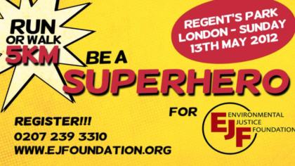 Be a SuperHero!
