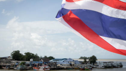 Thailand shows commitment to ending overfishing and human rights abuses