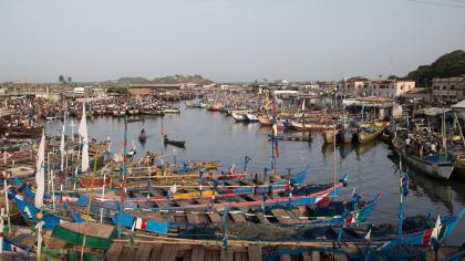 Ensuring social equity and sustainability in Ghana's fisheries