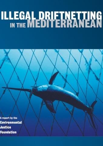 Illegal Driftnetting in the Mediterranean