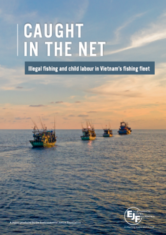 Caught In The Net | Illegale Fischerei & Kinderarbeit in der vietnamesischen Fischereiflotte