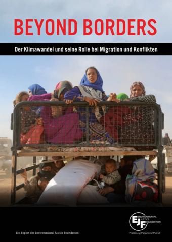 Beyond Borders | Der Klimawandel und seine Rolle bei Migration und Konflikten