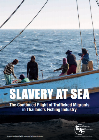 Slavery at Sea: The Continued Plight of Trafficked Migrants in Thailand's Fishing Industry