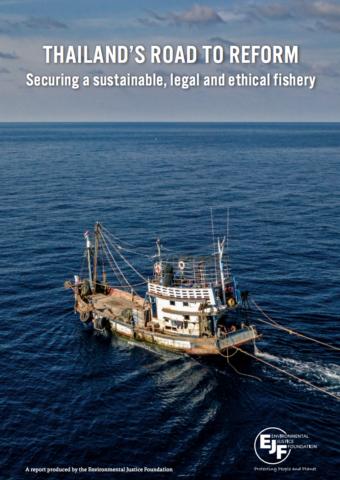 Thailands Weg zu Reformen: Sicherung einer nachhaltigen, legalen und ethischen Fischerei
