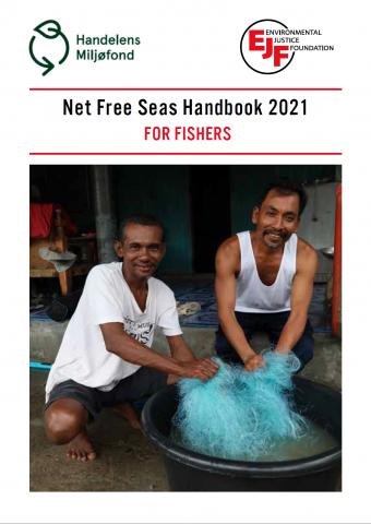 Net Free Seas Handbook 2021 - For Fishers