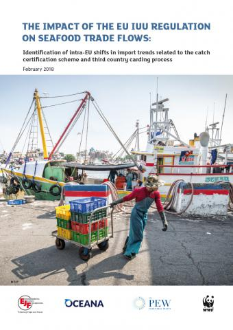The Impact of the IUU Regulation on Seafood Trade Flows