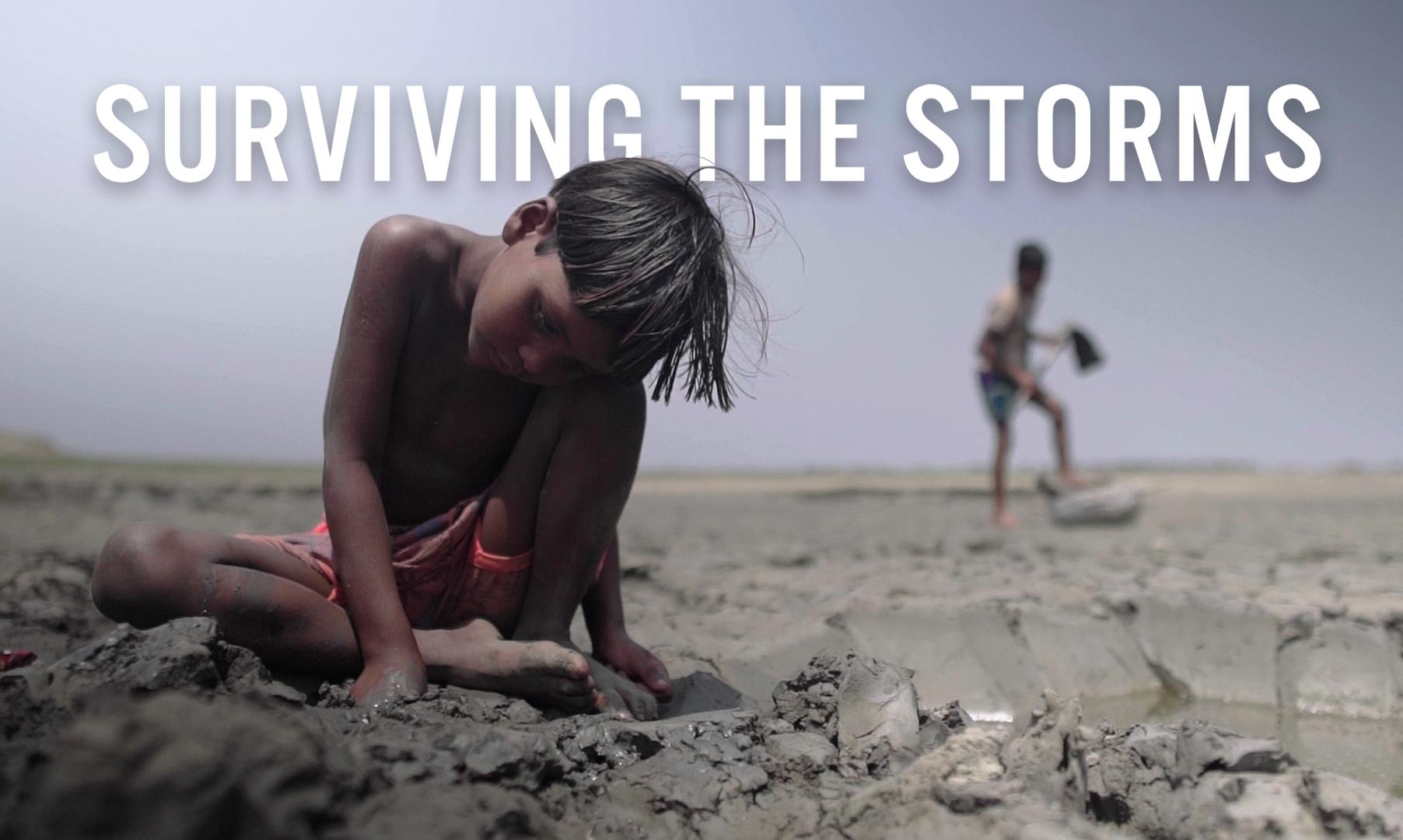 Surviving The Storms: Klimabedingte Vertreibung in Bangladesch