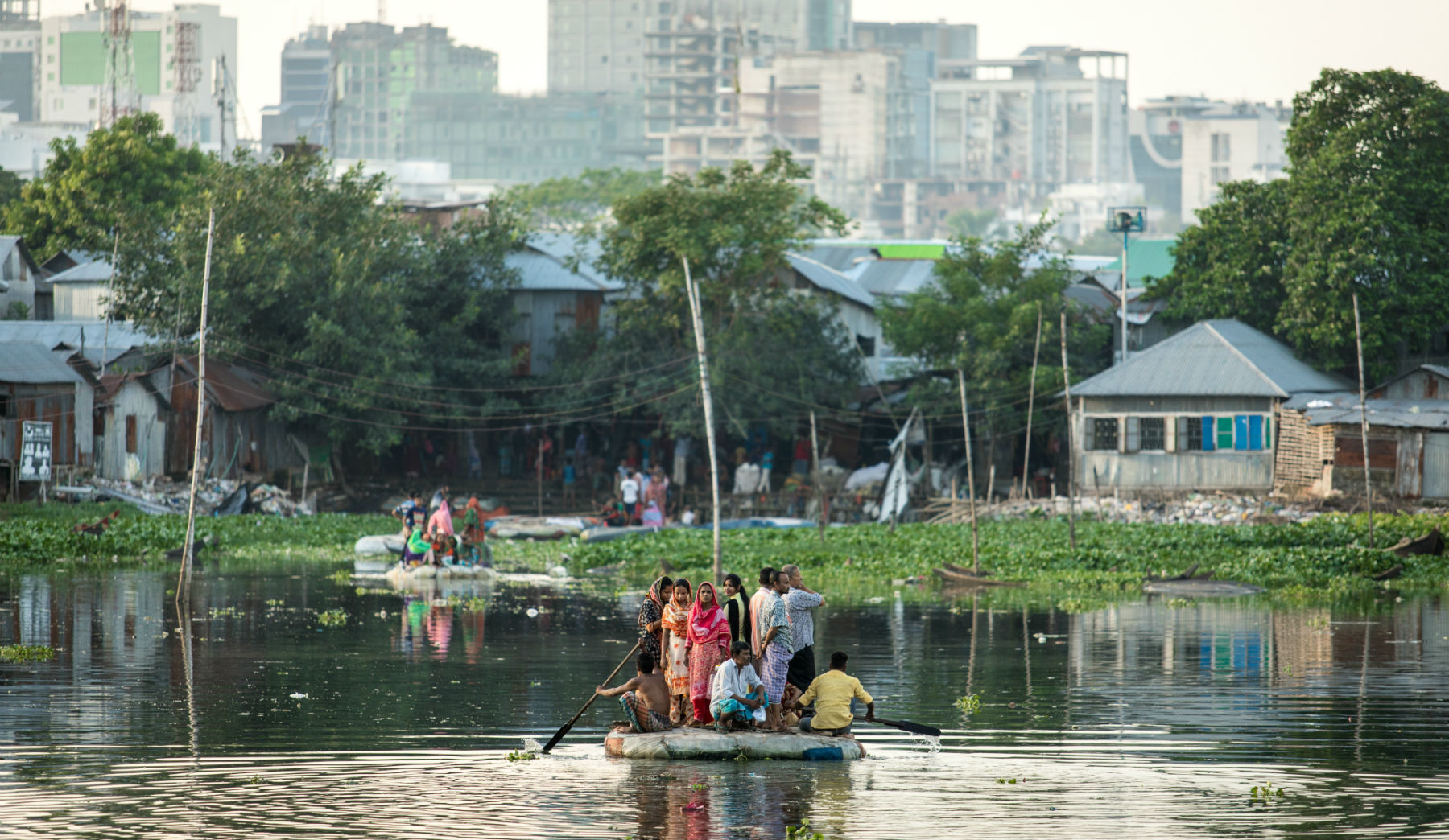 Climate Displacement in Bangladesh