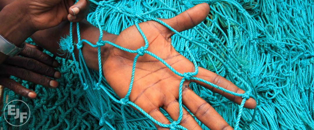 Kampf gegen illegale Fischerei & Sklaverei auf See: EJF startet Petition an deutsche Supermärkte