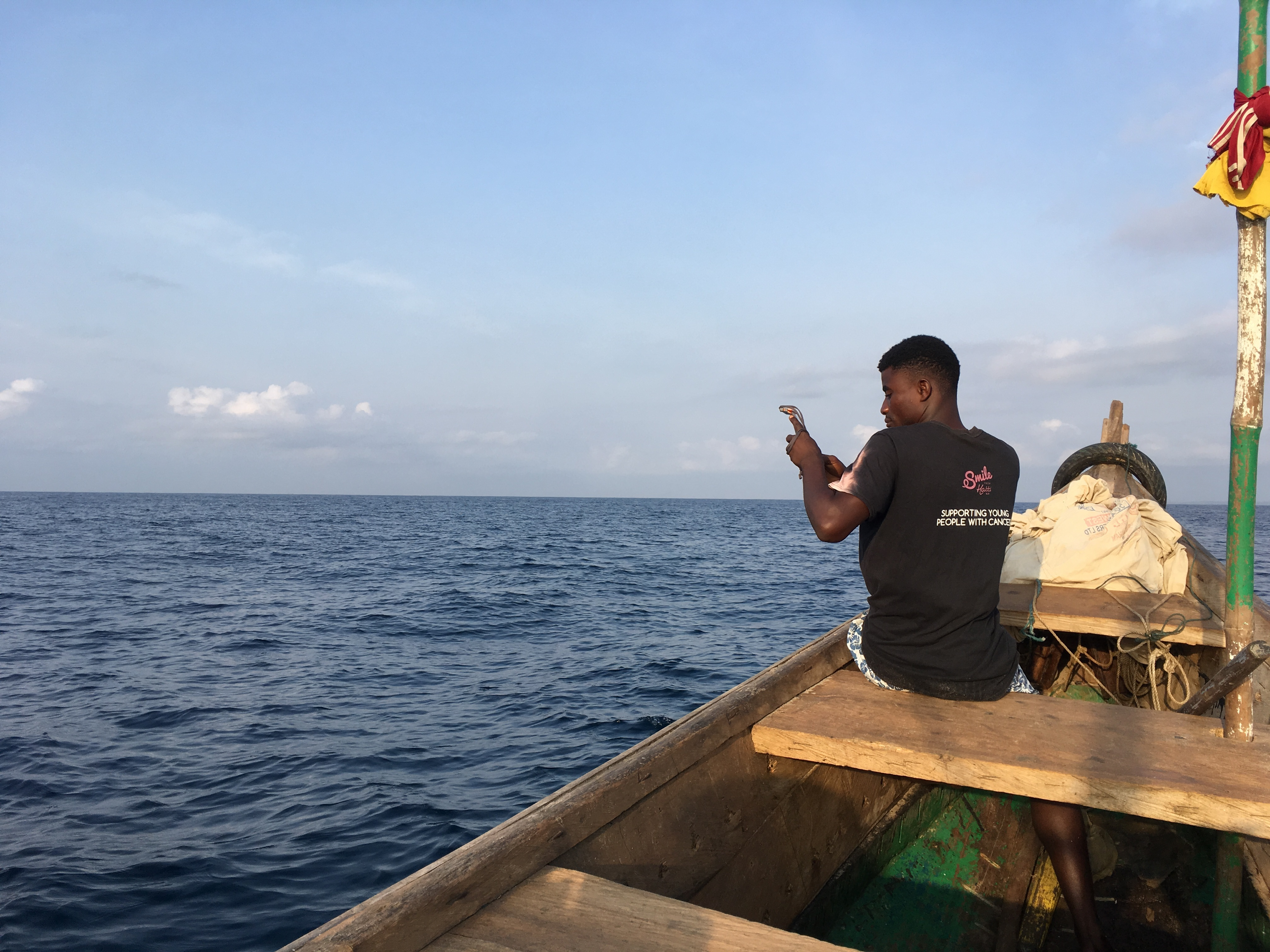 New phone app is effective weapon in Ghana's fight against illegal fishing