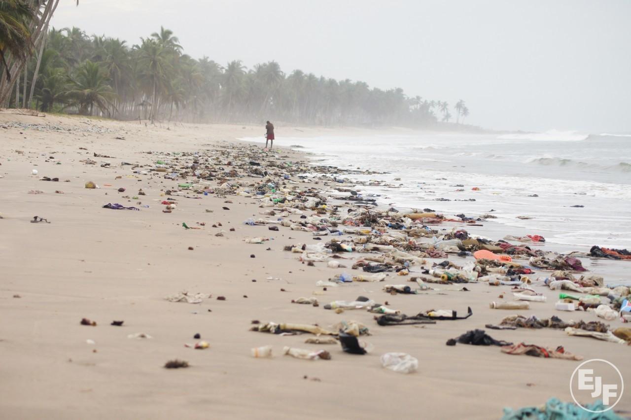 Plastic Beach Ghana Logo