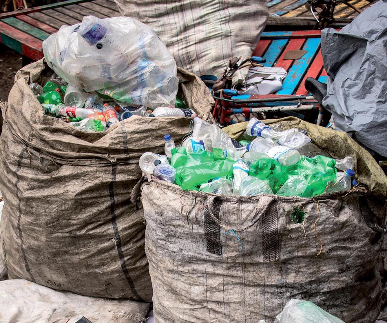 UK plastics pact is promising but there is a long way to go