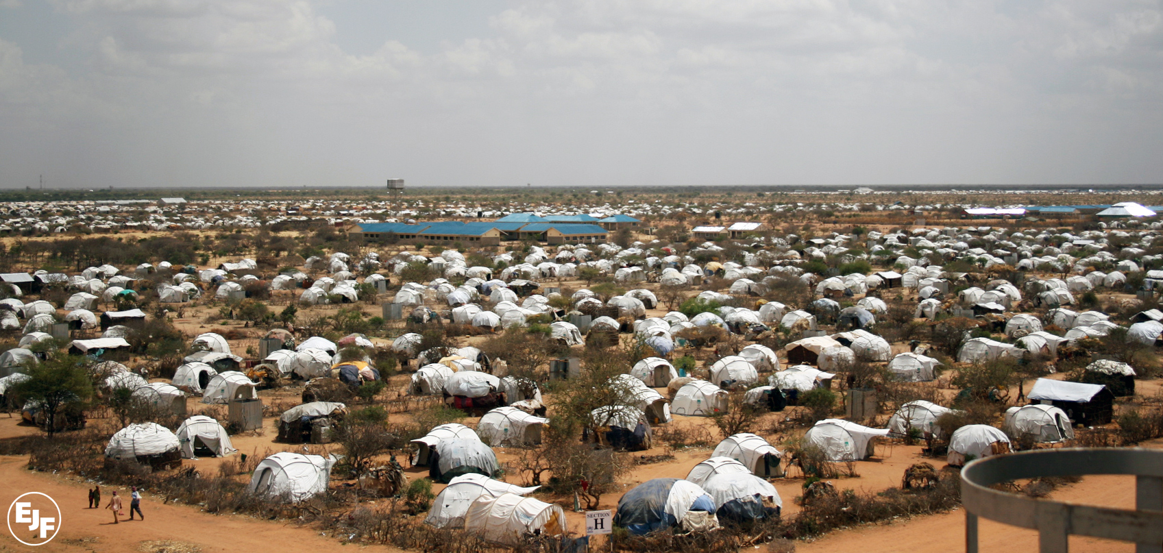 Climate Alert: Two billion climate refugees by 2100