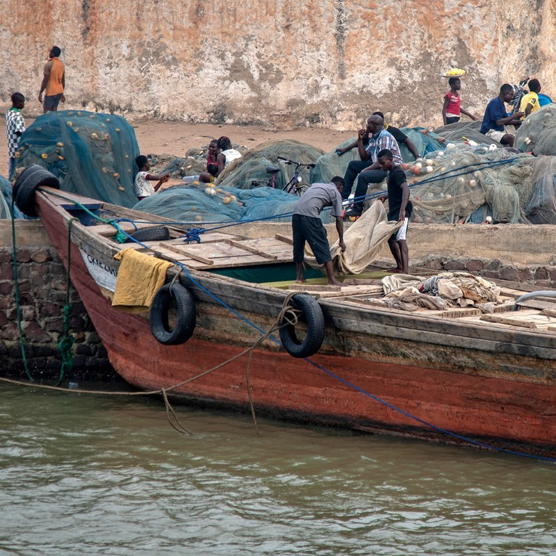 Ghana's law is clear: Saiko fishing is illegal