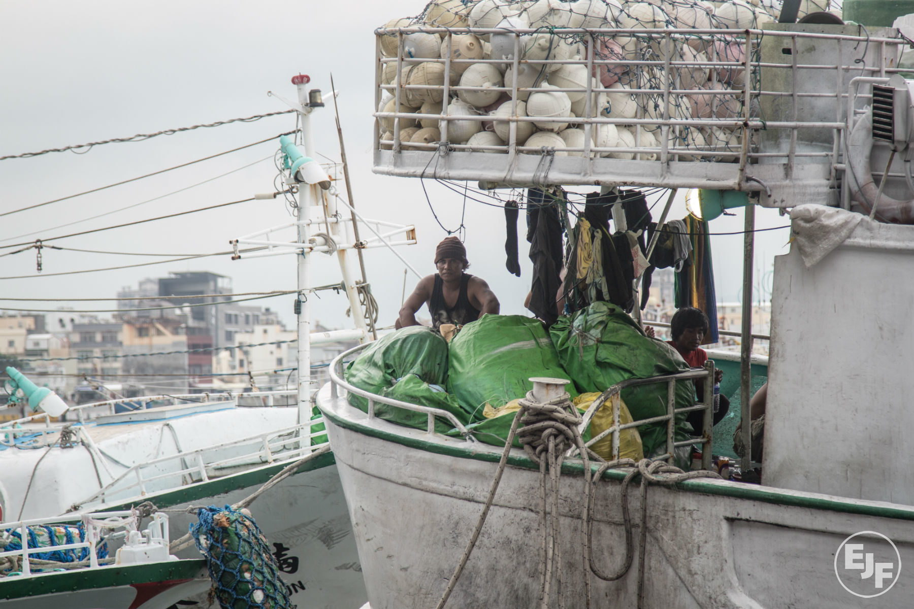 EJF documentary reveals shocking extent of human rights abuses in Taiwan Fisheries
